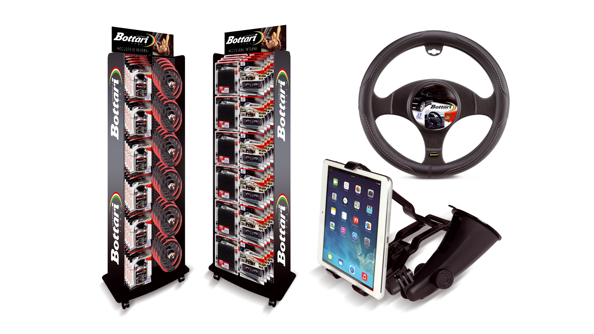 Accessori interni Car Interior Accessories