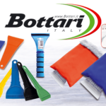 Ice scraper Bottari