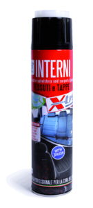 Igienizzante tessuti interni