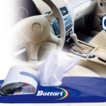 Wet Wipes for cars GULF