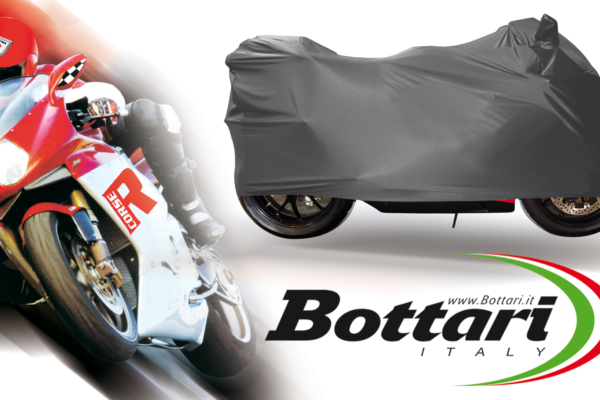 Revolution Cup Motorcycle Cover