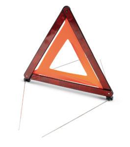 Triangolo emergenza omologato Homologated Emergency Triangle