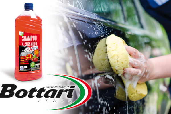 Shampoo e Cera auto X-Tra 1L car wash and Wax X-Tra 1L