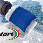 Ice scraper glove Bottari