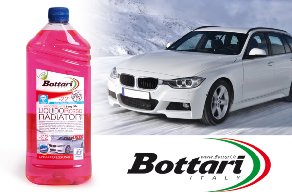 liquido rosso radiatori bottari Red antifreeze liquid Bottari