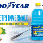 Winter windscreen washer fluid -26° Goodyear