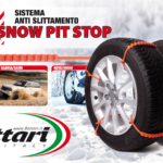 Anti-skid system Snow Pit Stop