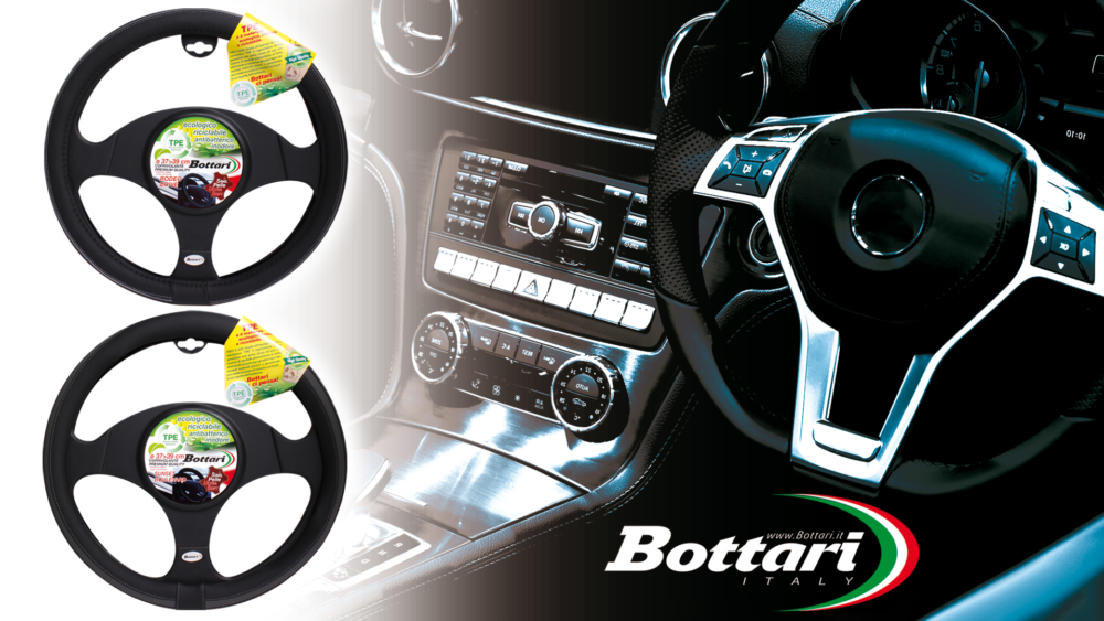 Coprivolanti Bottari TPE Rodeo Drive e Sunset Boulevard Bottari TPE steering wheel covers Rodeo Drive and Sunset Boulevard