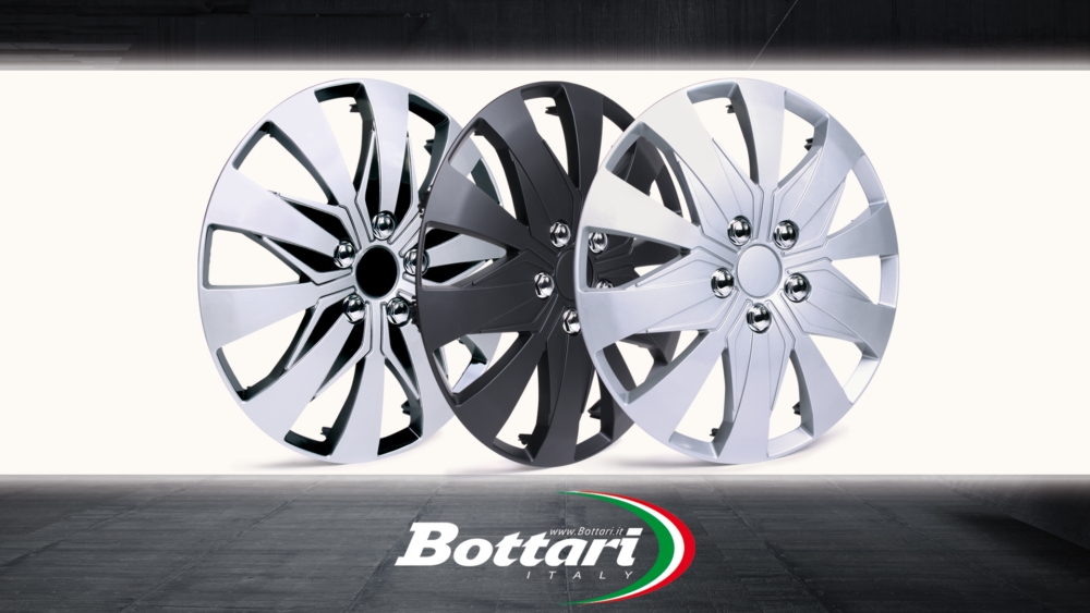 Set copricerchi Bottari Suzuka Wheel covers set Bottari Suzuka