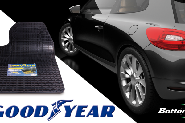 Tappeto anteriore Goodyear Goodyear front mat
