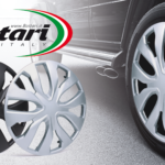 Set of Wheel Covers Bottari Silverstone