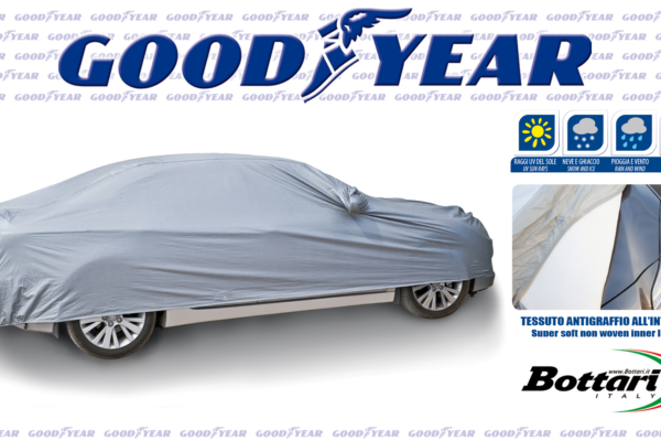 Telo antigrandine Goodyear Goodyear anti hail car cover