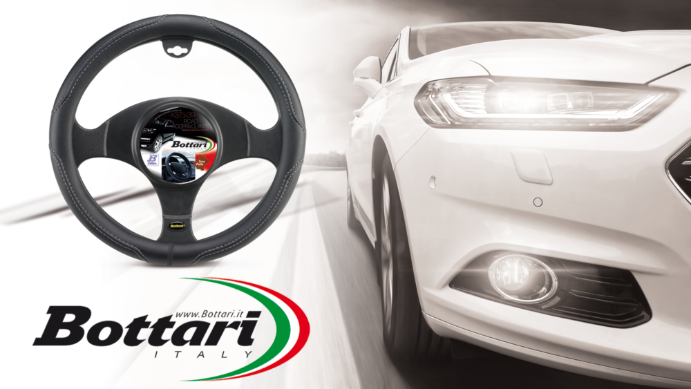 Coprivolante Bottari Road Bottari Road steering wheel cover