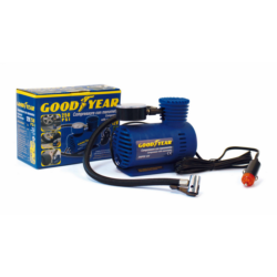 Compressore 12V con manometro Goodyear