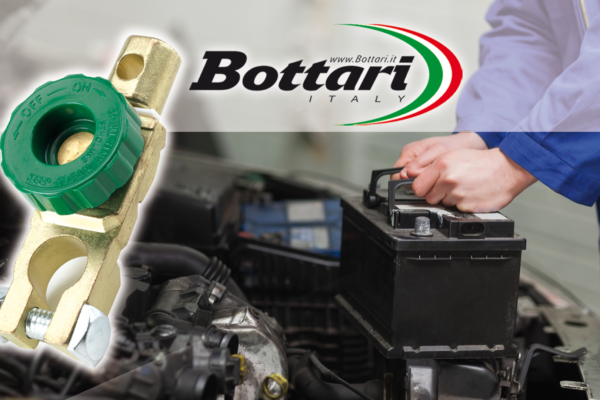 Morsetto stacca batteria Bottari SOS Bottari SOS battery disconnect switch
