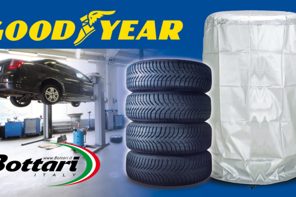 Copertura per pneumatici Goodyear Protector Goodyear Protector tire cover