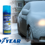 Goodyear ice remover