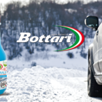 Windscreen liquid detergent -40°C Bottari