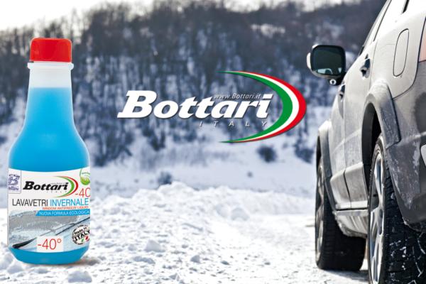 Liquido vaschetta tergicristalli -40°C Bottari Windscreen liquid detergent -40°C Bottari