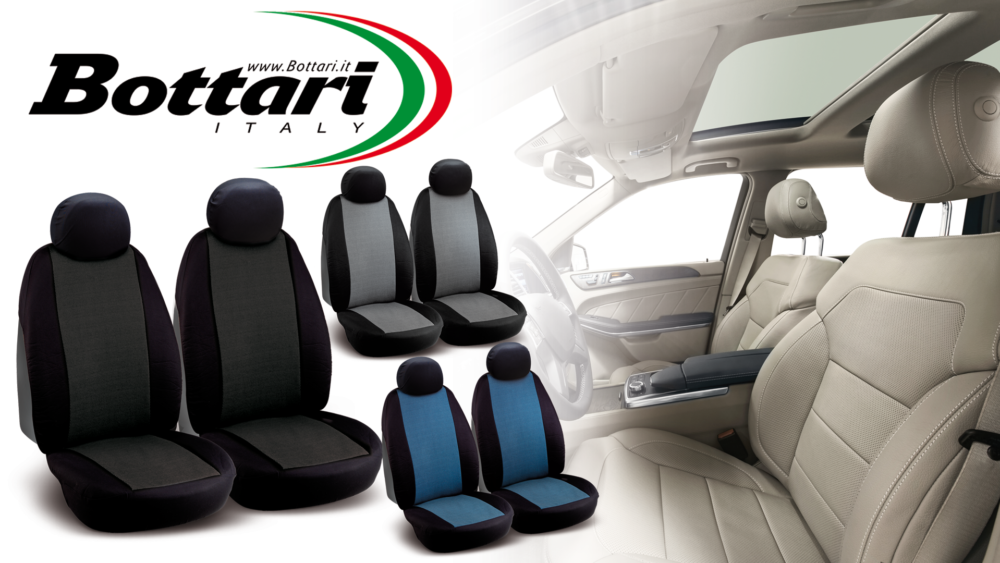 Set fodere J2 Seat cover set J2