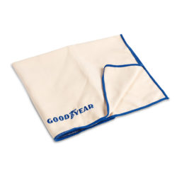 Panno in microfibra per carrozzeria Goodyear Goodyear microfiber car body cloth