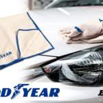 Goodyear microfiber car body cloth