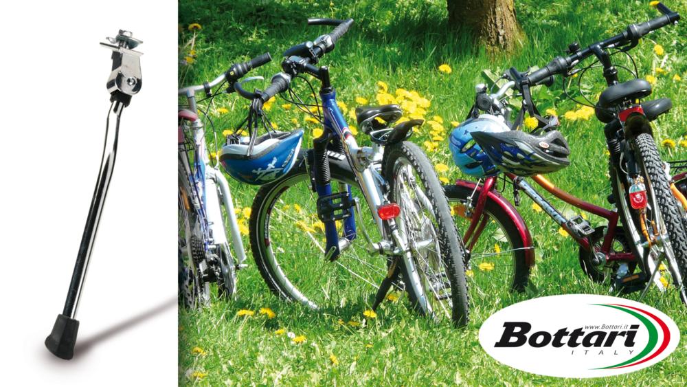 Cavalletto bici in alluminio Aluminum bike stand