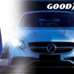 Goodyear headlight restoration