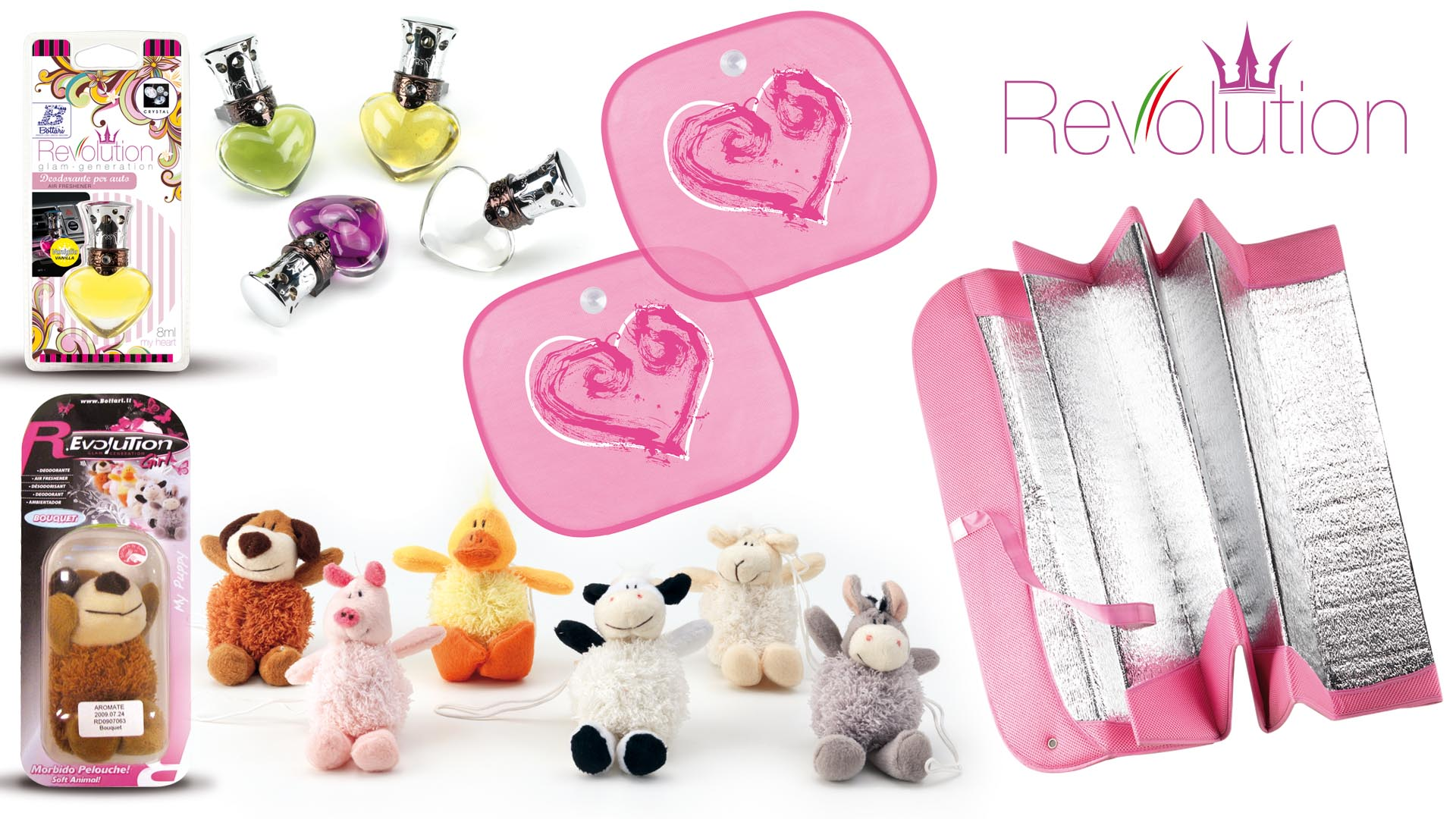 marchio revolution girl brand