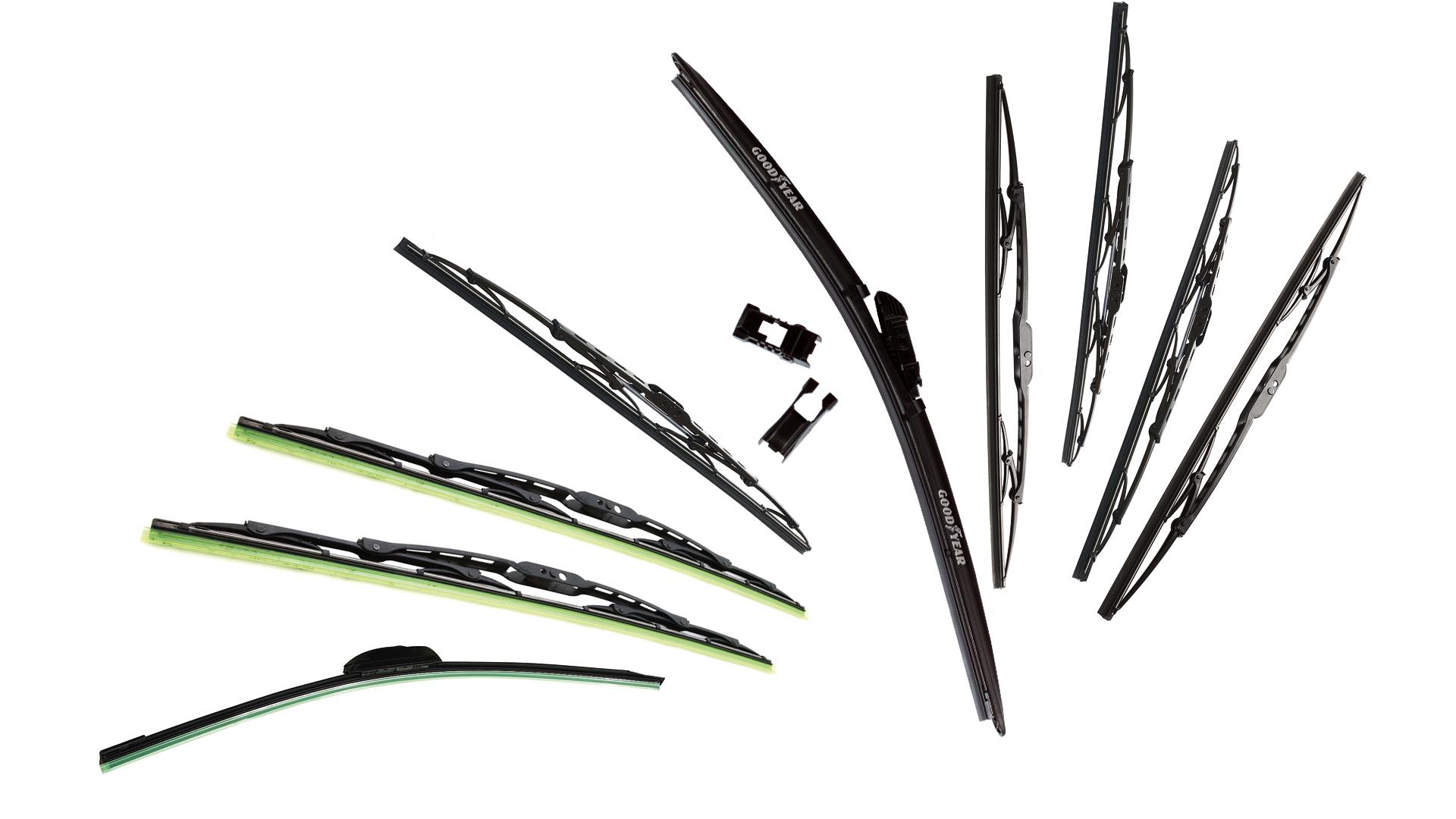 Spazzole tergicristallo windscreen wiper