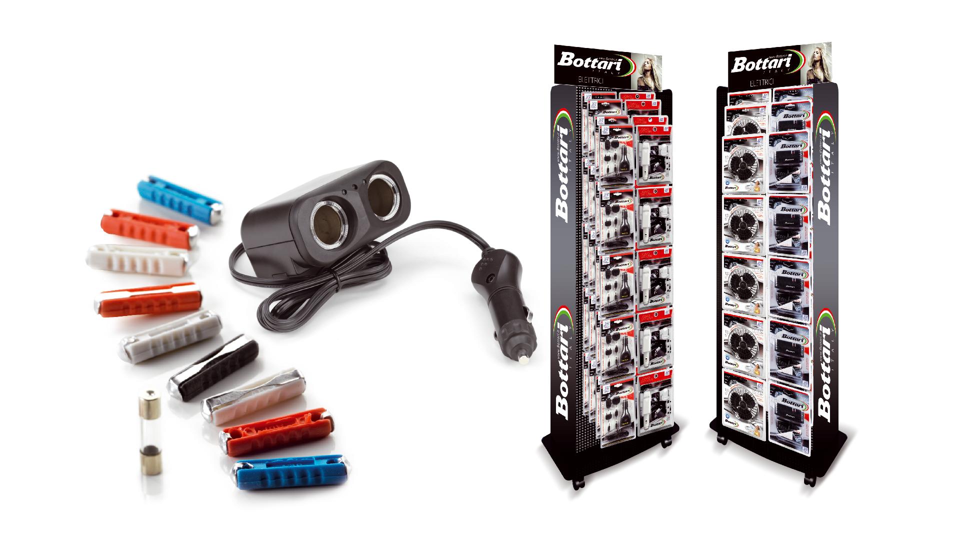 Accessori elettrici electrical accessories