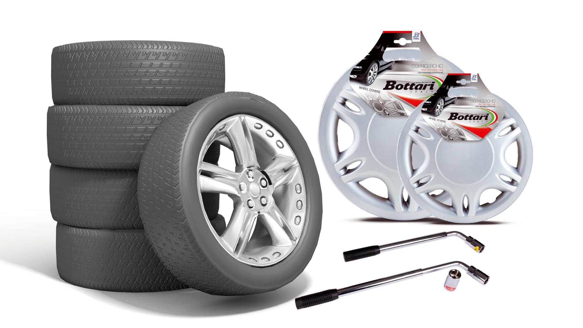 Ruote wheels