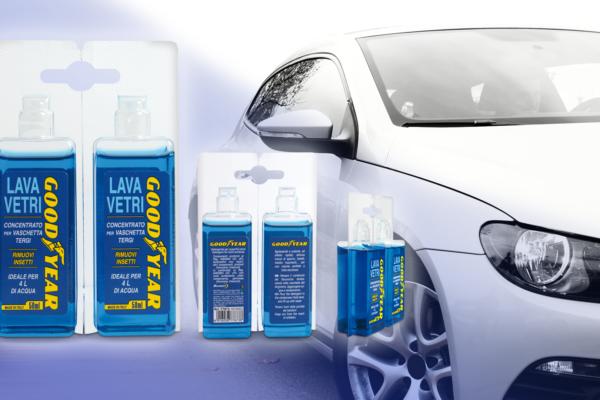 Lavavetri concentrato Goodyear Windscreen liquid Concentrate