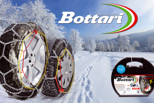 catene da neve snow chain bottari