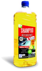 shampoo detergente per auto