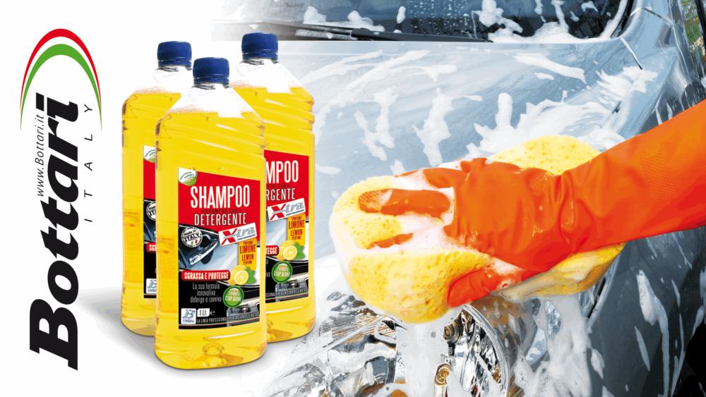 hampoo detergente per auto Shampoo cleaner for cars