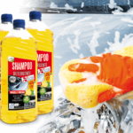 Shampoo cleaner for cars X-TRA