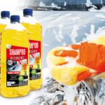 Shampoo detergente per auto X-TRA