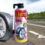 Swollen and Repair Tires SOS