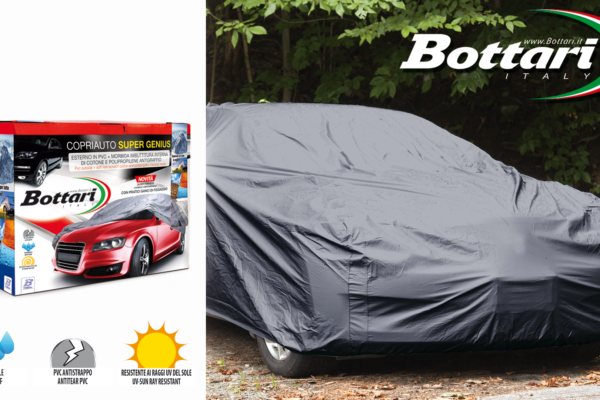 Copriauto Super Genius Super Genius Car Cover