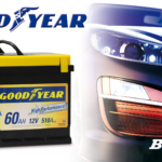 Goodyear Car Battery 12V 60AH