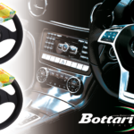 Bottari TPE steering wheel covers Rodeo Drive and Sunset Boulevard
