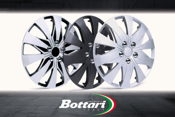 Set copricerchi Bottari Suzuka Wheel covers set Bottari Suzuka