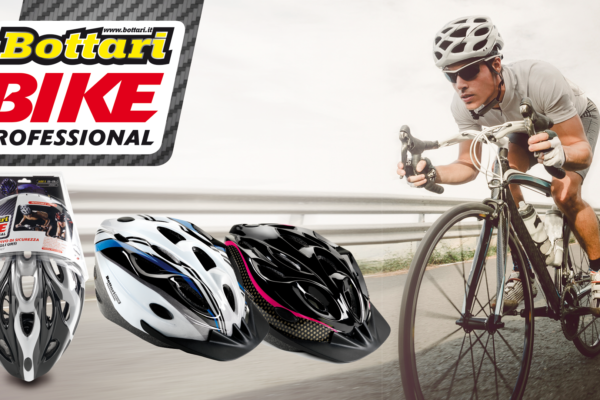 Casco bici sportivo Bottari Cycling sport helmet Bottari