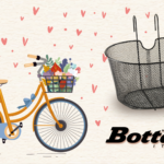 Bottari Netty metal basket