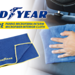 Goodyear Microfiber interior cloth
