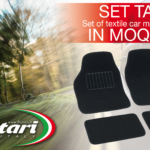 Bottari Easy car carpet mats set