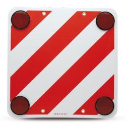 Cartello carico sporgente Projecting load sign