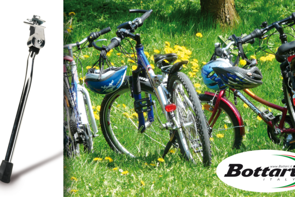 Cavalletto bici in alluminio Aluminum bike stand