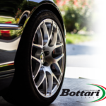 black tires active foam Bottari